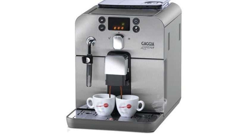 Gaggia Brera Automatic Coffee Machine
