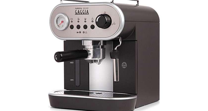 Gaggia Carezza Espresso Coffee Machine