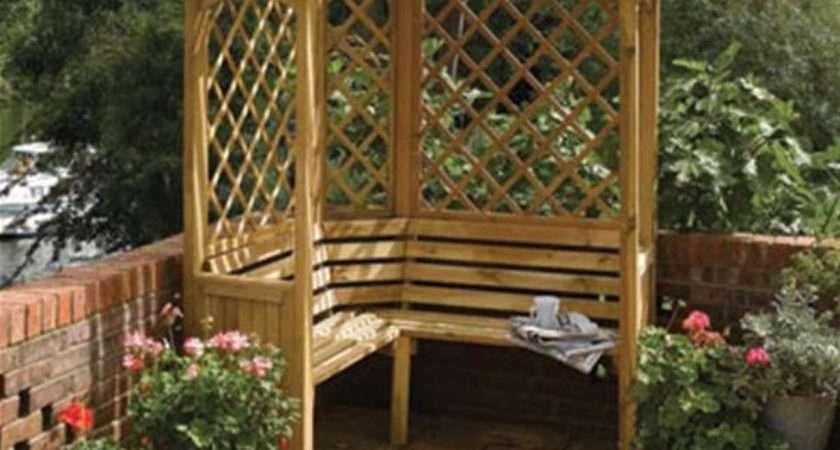 Garden Arbour Seats Offer Internet Gardener