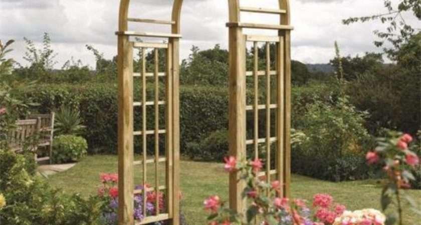 Garden Arch Ebay