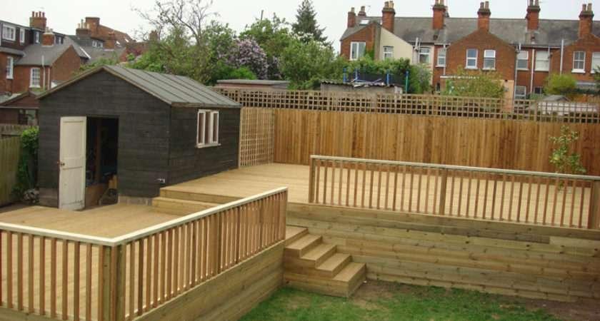 Garden Decking Ideas Experts