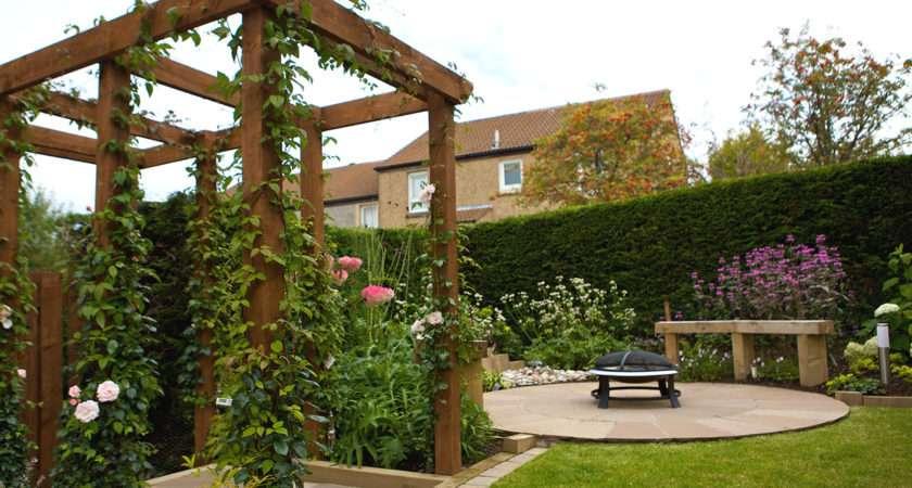 Garden Design Edinburgh Lempsink East
