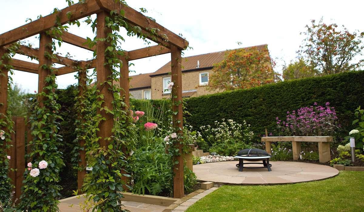 Garden Design Edinburgh Lempsink East - Lentine Marine