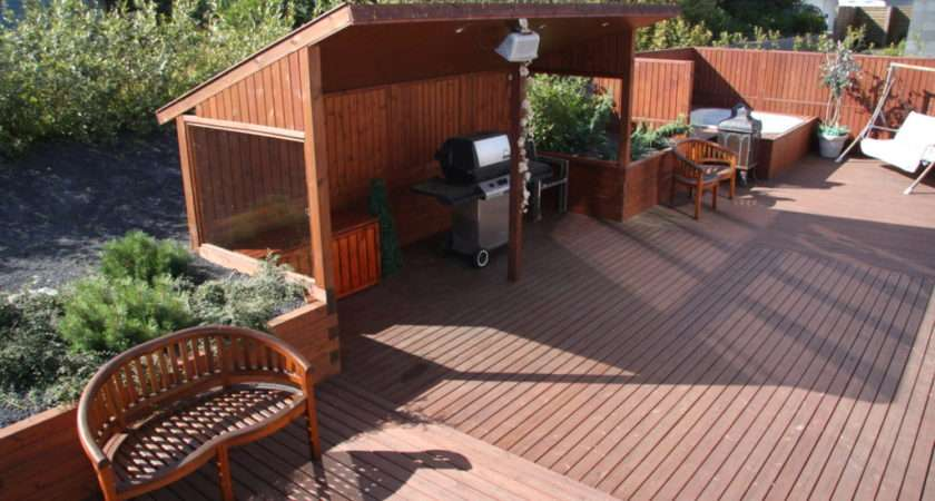 Garden Design Ideas Creating More Shelter
