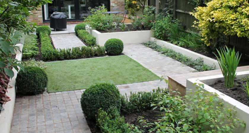 Garden Design Ideas London Landscape