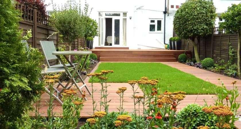 Garden Design Ideas London Modern