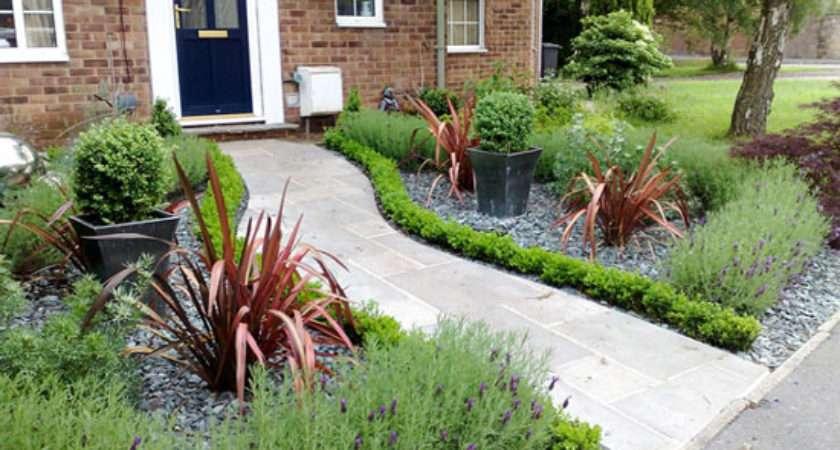 Garden Design Ideas Small Front Gardens Home