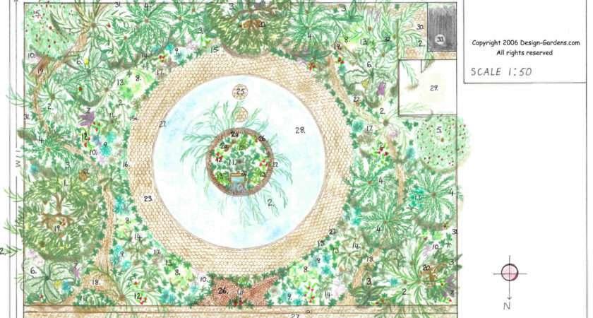 Garden Design Plans Native