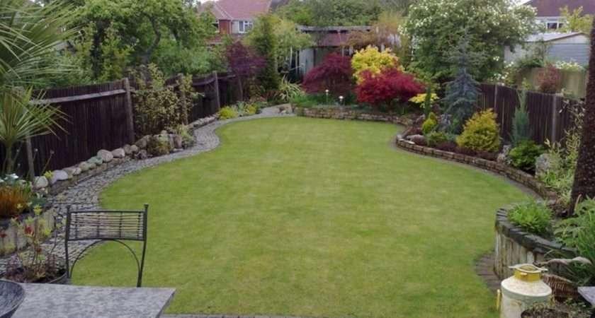 Garden Designs Small Back Gardens