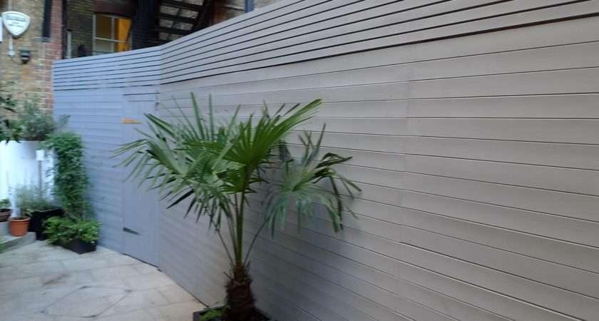 Garden Fence Paint Home Design Mannahatta