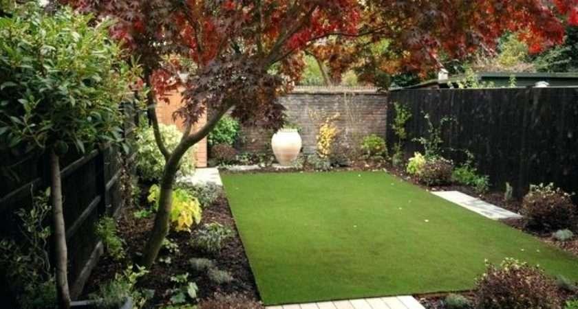 Garden Ideas Small Gardens Contemporary Design