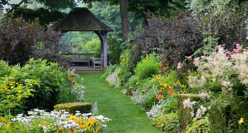 Garden Old England Meets New