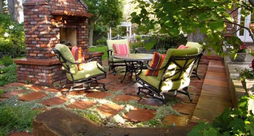 Garden Patio Ideas Native Design