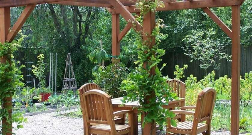 Garden Pergola Designrulz