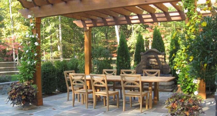 Garden Pergola Ideas Pdf Woodworking