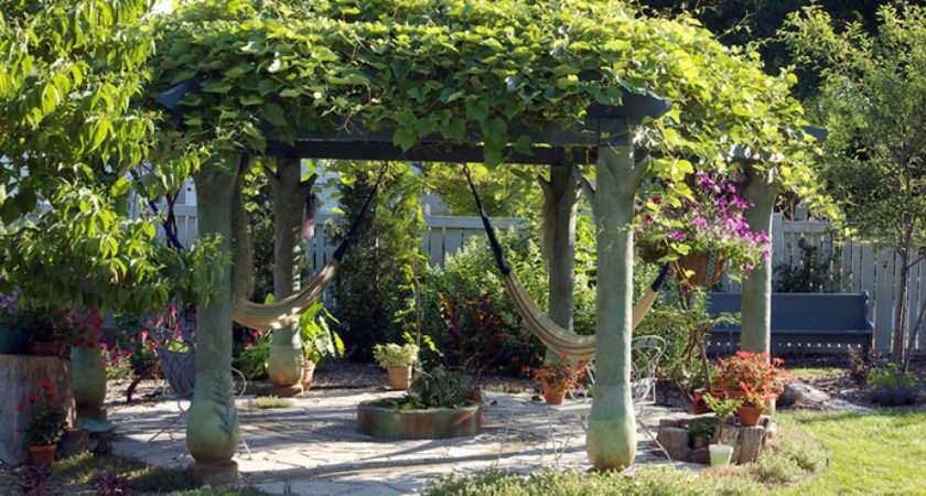 Garden Pergolas Woodguides