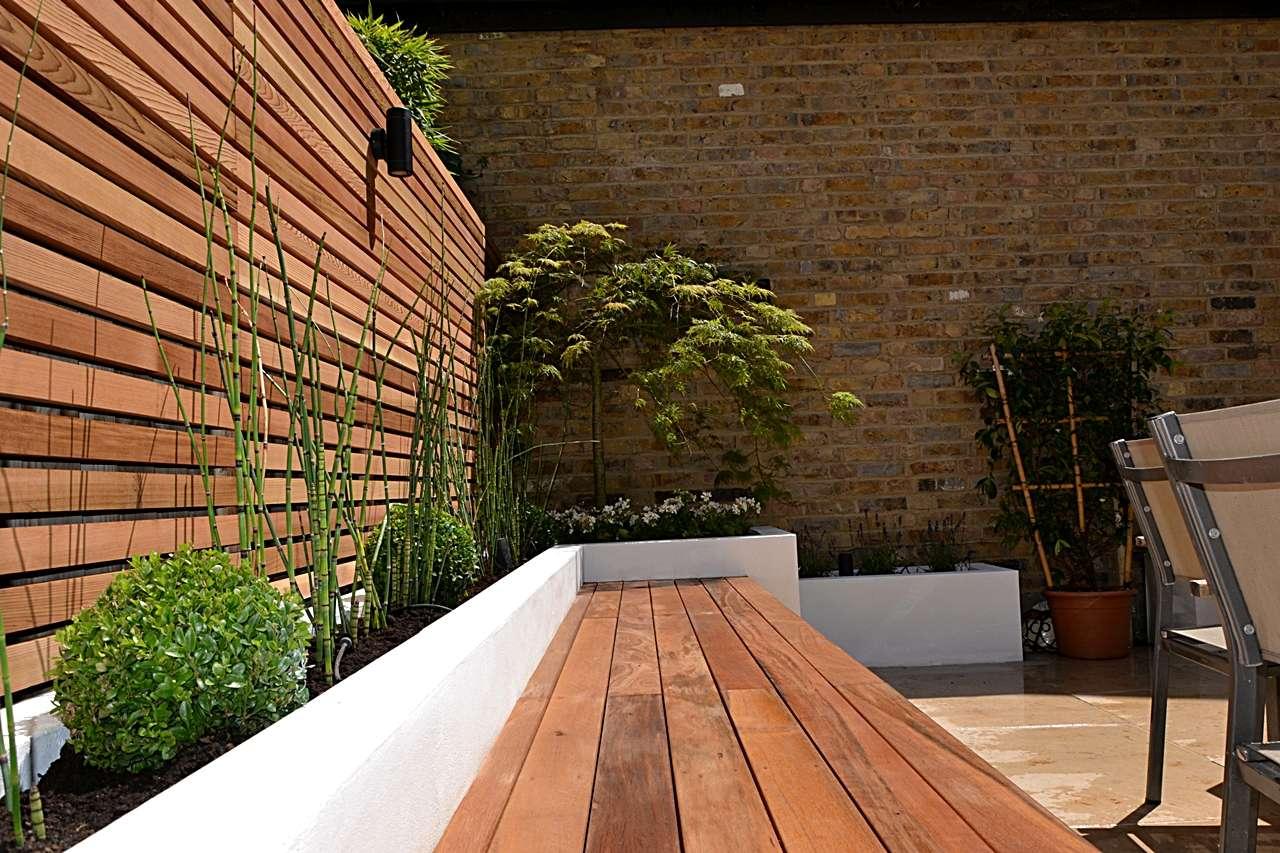 Garden Privacy Screen London Design