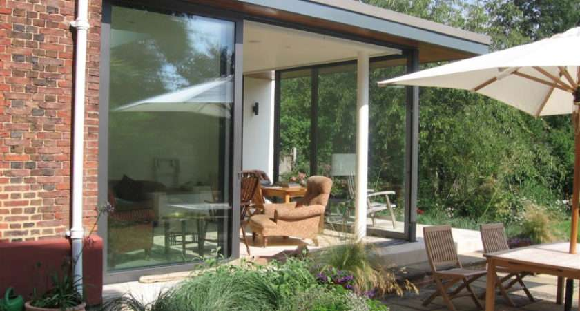 Garden Room Extension William Glover Architectural Technologist
