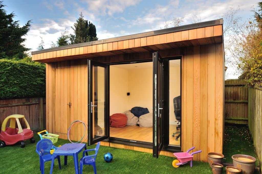 Garden Room Storage Contemporary Rooms Harrison James