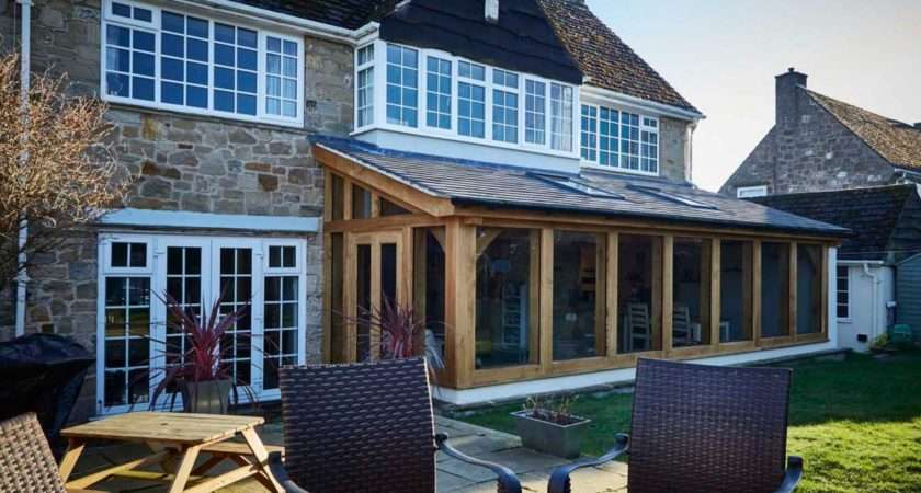 Garden Rooms Extensions Paragon Oak