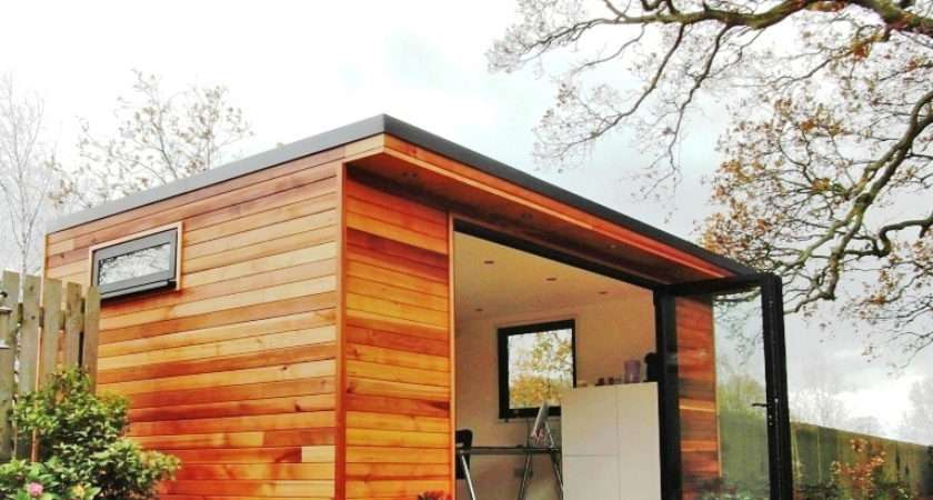 Garden Rooms Via Contemporary