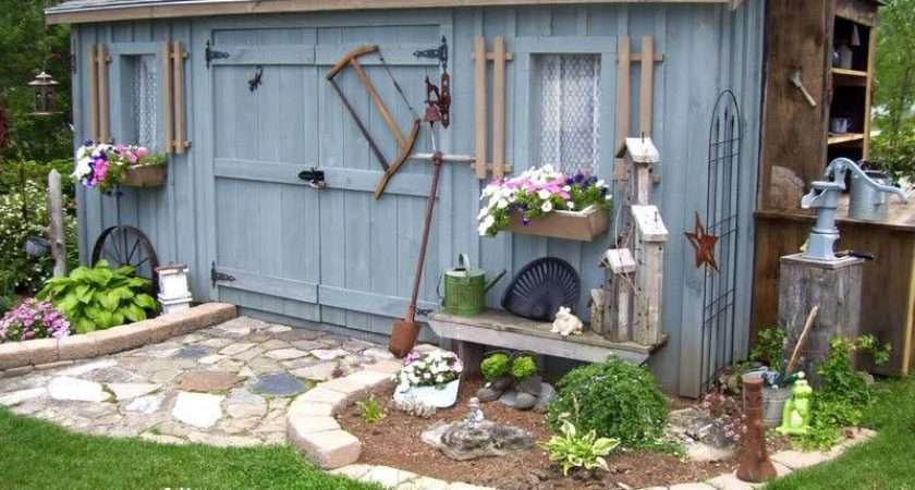 Garden Shed Love Diy Cozy Home