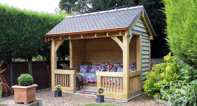 Garden Shelter Ideas Quality Gathering Time Home