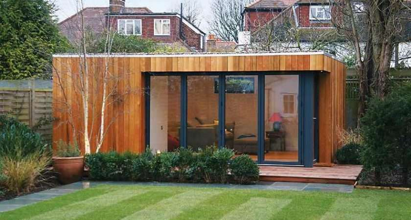 Garden Spaces Suppliers Contemporary Buildings
