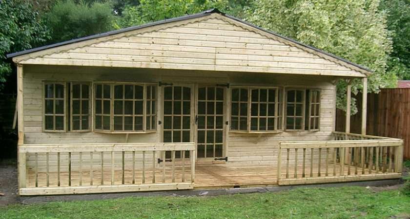 Garden Summerhouses Deal Cedar Buildings Kent