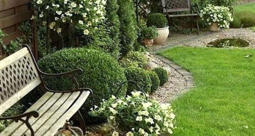 Garden Yard Gorgeous Front Landscaping Ideas