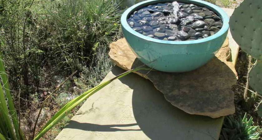 Gardening Landscaping Garden Water Features Ideas Small