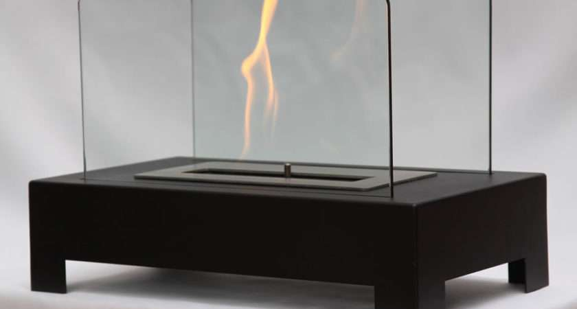 Gardens Homes Direct Novara Bio Ethanol Fireplace