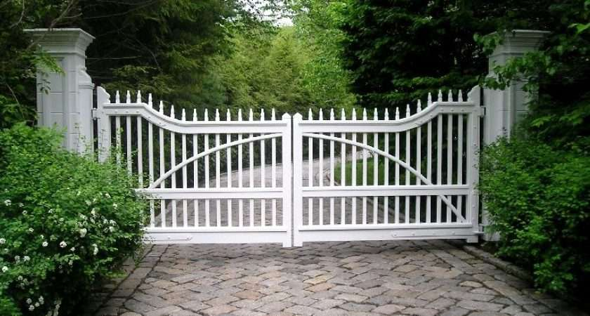 Gates Add Stately Elegance Utmost Security Your Home