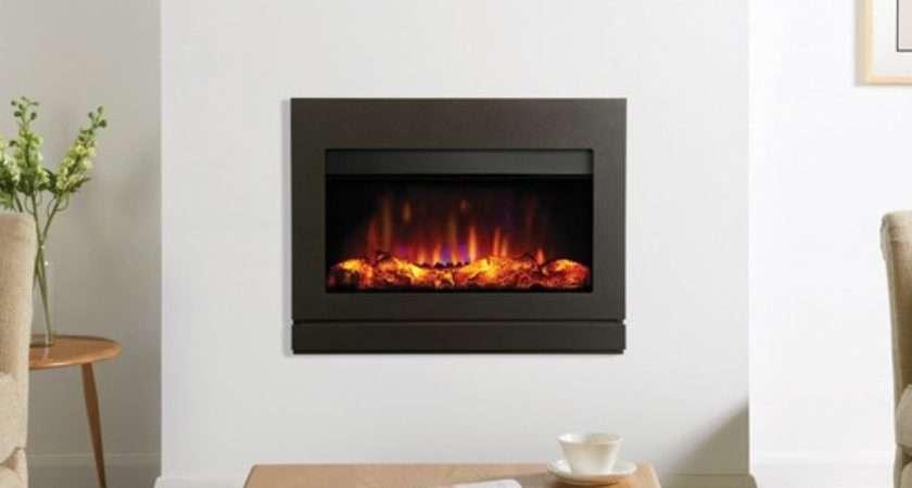 Gazco Riva Designio Steel Electric Fire