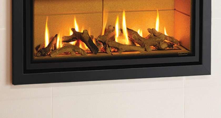 Gazco Studio Profil Gas Fire Stanningley Firesides