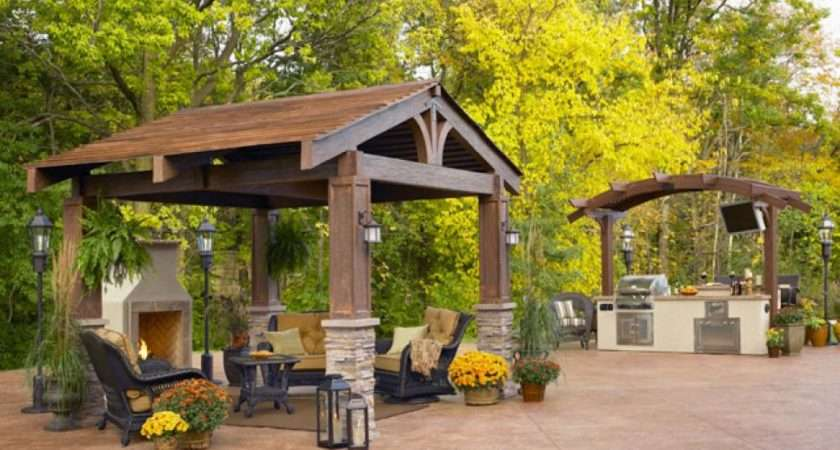 Gazebo Design Marvellous Small Backyard