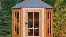 Gazebo Summer House Single Door Windows Factory Dip Treated