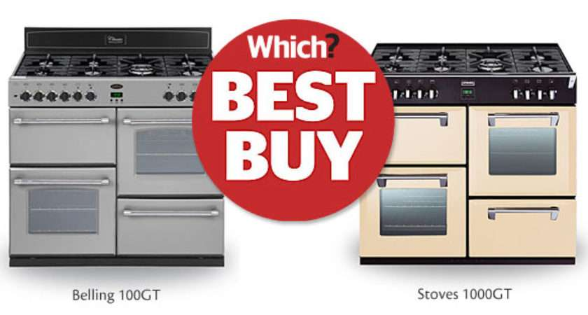 Gdha Gas Cookers Scoop Which Best Buy Awards Range Cooker