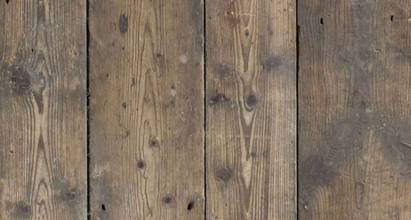 Genuine Victorian Pine Floorboards