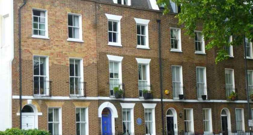 Georgian Terrace Houses Lambeth London