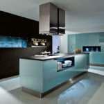 German Kitchens Supply Only Black Rok Kitchen Design
