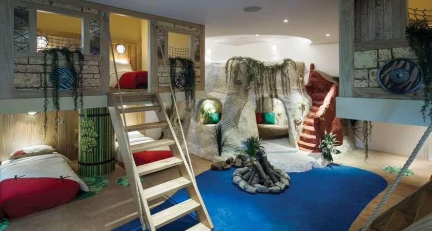 Get Creative Your Kids Bedroom Decorations