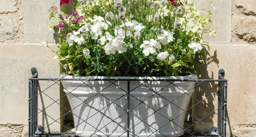 Get Ready Spring Window Boxes