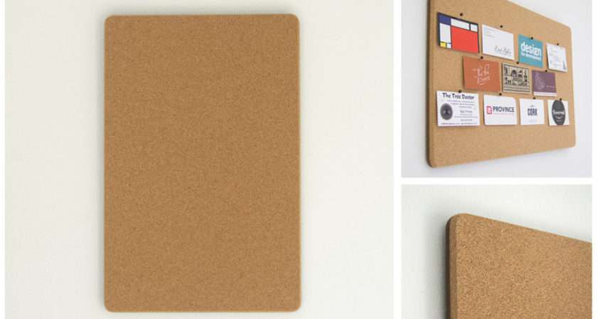 Getcork Rectangular Pin Board Get Cork