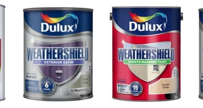 Gibraltar Outdoor Exterior Paints Dulux Weathershield