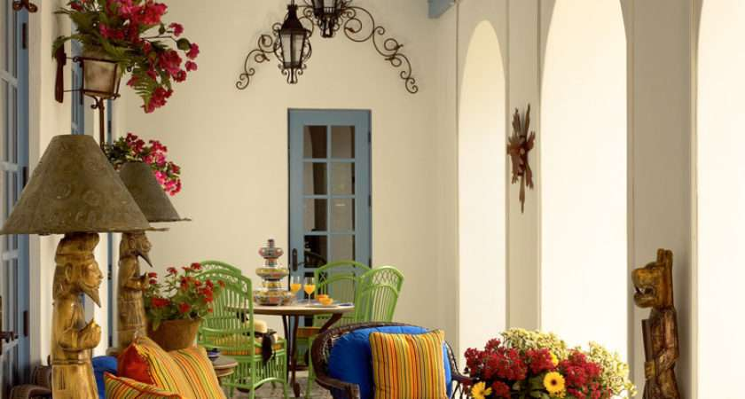 Gil Walsh Interiors Colorful Tuscan Mediterranean Better