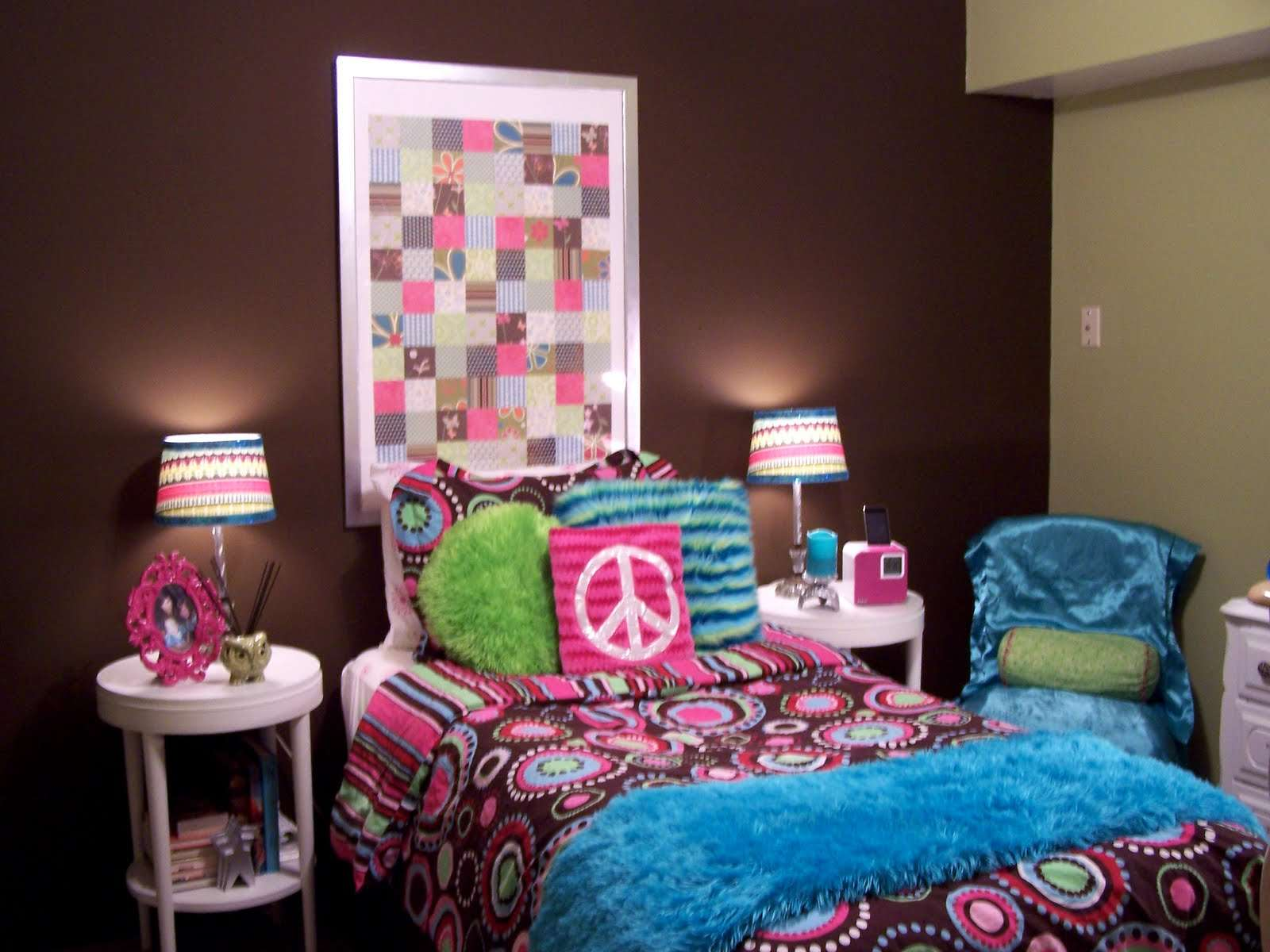 Girl Room Nice Decor Teenage