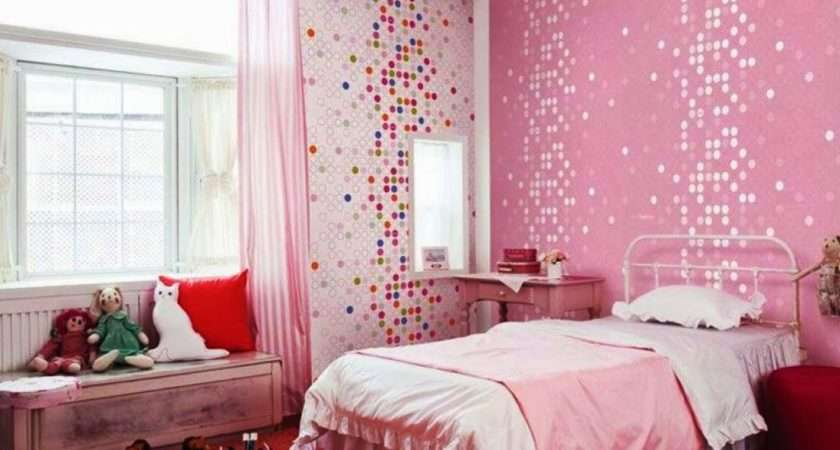 Girls Bedroom Ideas Modern Room Pink Luxury