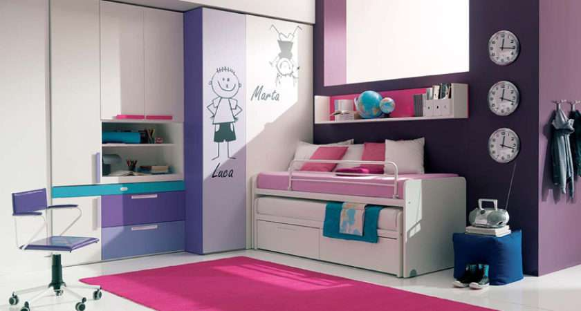 Girls Bedroom Ideas Room Design Teenage