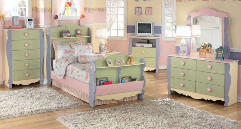 Girls Bedroom Suite Ashley Doll Ideas Furniture